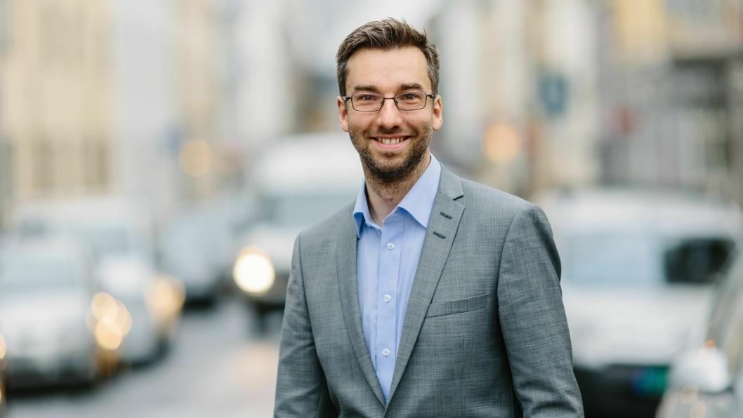 Alexander Haneng blir ny direktør i Digital innovasjon i Posten.