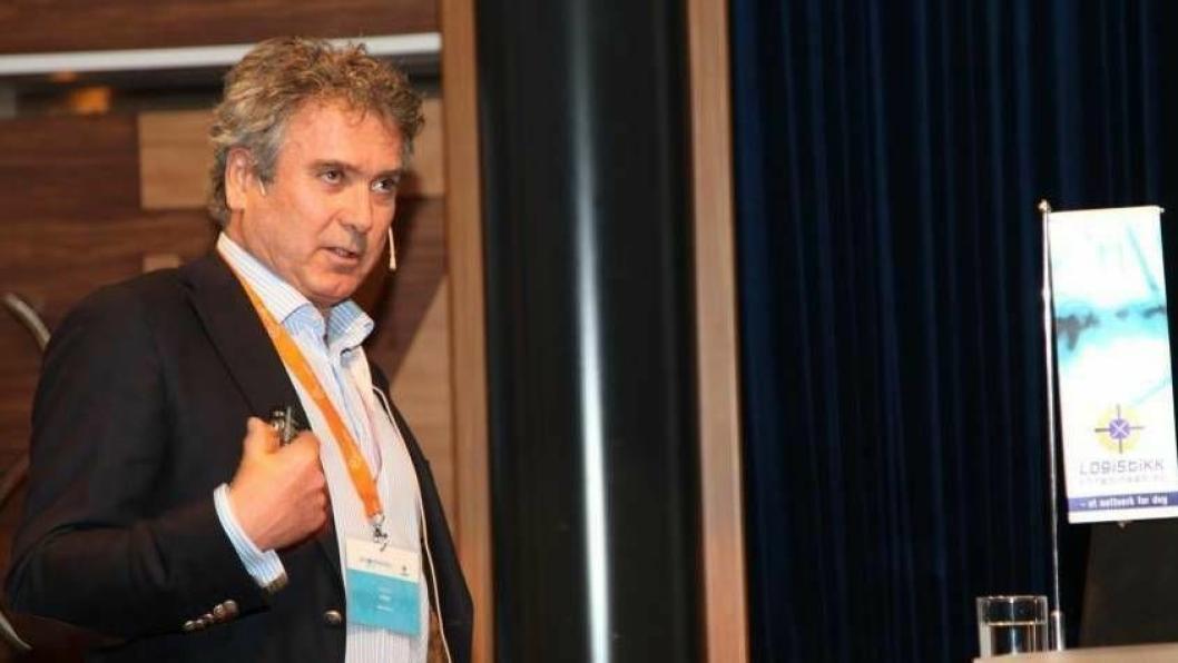 NIMAs styreleder Svein-Egil Hoberg har hatt tøffe utfordringer de to siste årene.