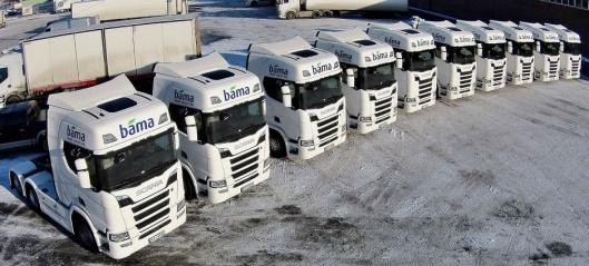 Scania på salgstoppen