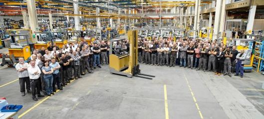 50 år og én million gaffeltrucker