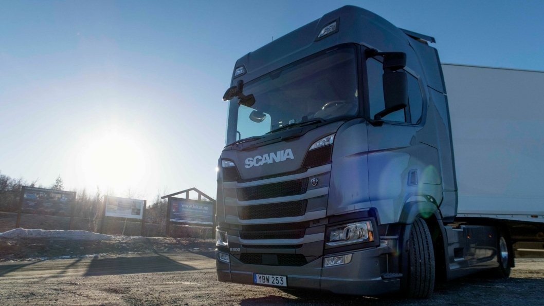 Halvårsresultatet er hyggelig lesning for Scania-ledelsen. Et overskudd på 6,4 milliarder kroner er fasiten første halvår etter en omsetning på 58,7 milliarder.