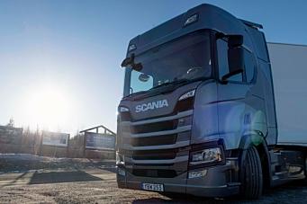 Opptur for Scania