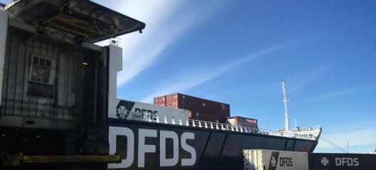 DFDS utvider