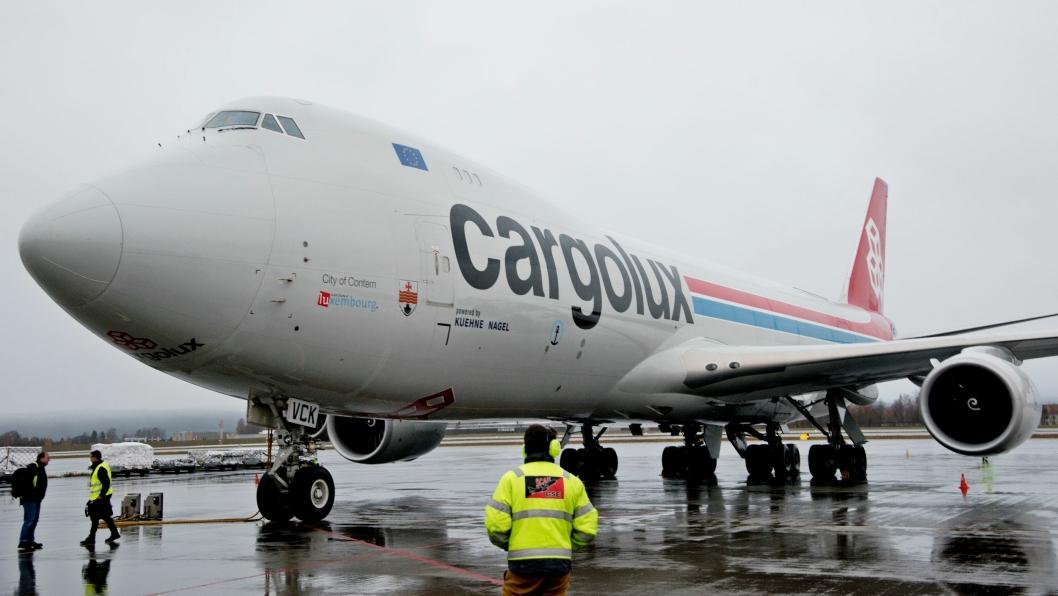 Cargolox startet fra 1.november 2016 opp fast rute til Oslo Lufthavn/Gardermoen. Ruten betjenes med en Boeing 747-8F som har en lastekapasitet på 135 tonn, og har bidratt til den kraftige veksten i godsvolumer fra OSL i 2017.