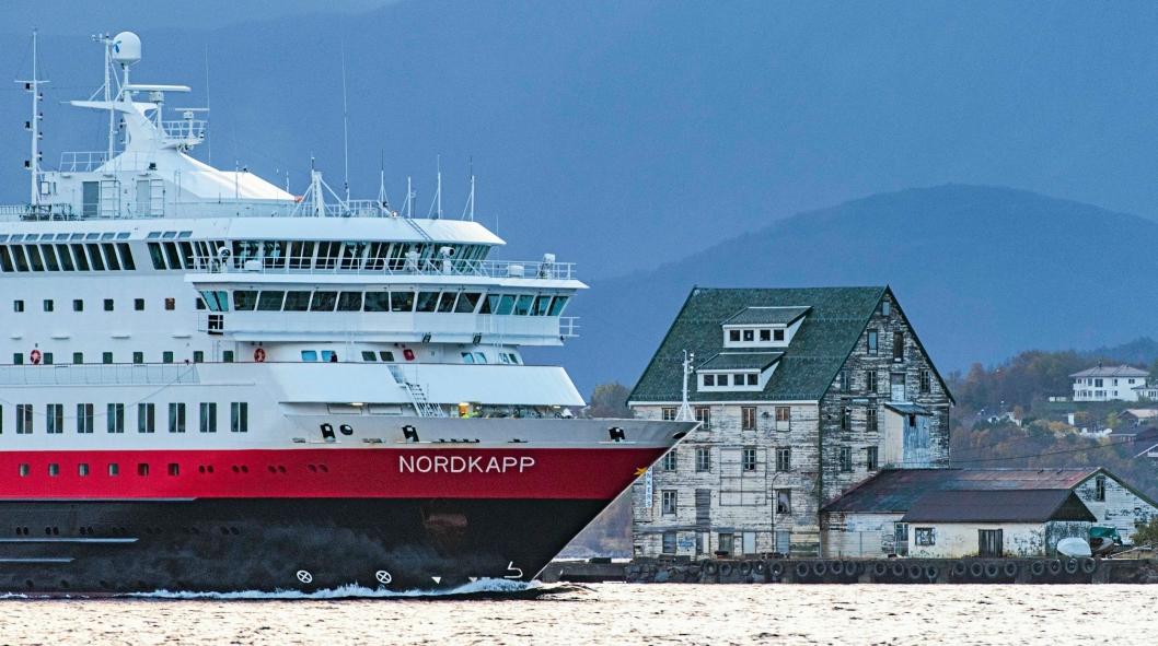 Hurtigruten ASA kan få skarp konkurranse om fergeruten mellom Bergen og Kirkenes.