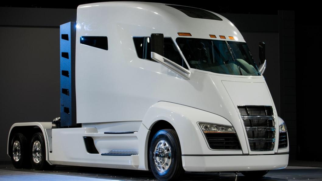 Bosch og Nikola Motor Company skal samarbeide om produksjonen av Nikola One (bildet) og Nicola Two.