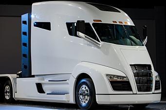 Nikola og Bosch bygger lastebil sammen