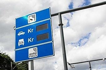 Nå blir det nesten dobbelt så dyrt i Oslo-bommen