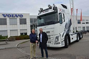 Harlem kjøper 13 nye Volvo