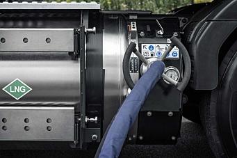 Volvo: - Flytende gass er best
