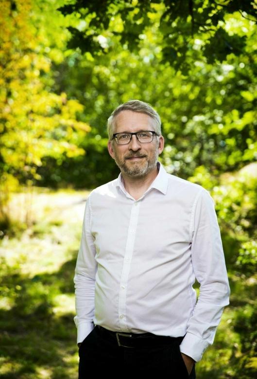 «Flytende naturgass og biogass er de beste, lett tilgjengelige alternativene til diesel for tung region- og langtransport», sier Lars Mårtensson, som er miljø- og innovasjonsansvarlig i Volvo Trucks.