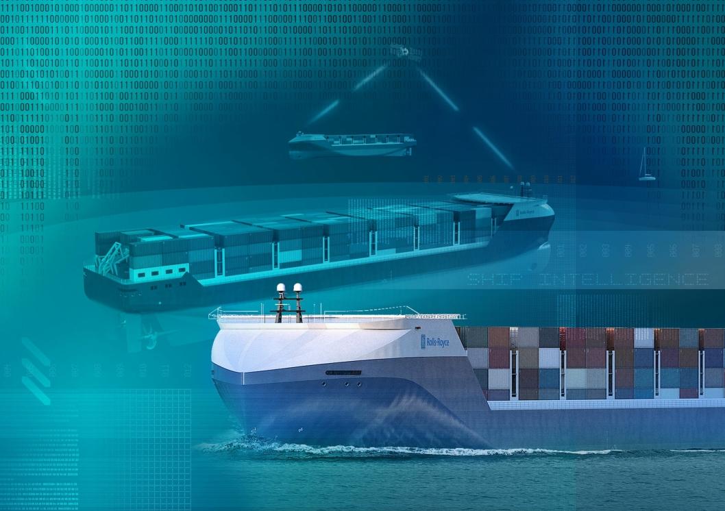 Rolls- Royce har signert en avtale med Google for å videreutvikle sitt system for intelligent overvåking av et skips omgivelser. Dette systemet gjør eksisterende skip tryggere og er også vesentlig for at autonome fartøy skal bli realisert.
