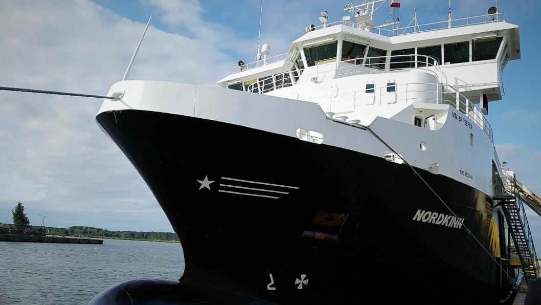 NTS Shipping utvider kapasiteten med kjøp av MS Nordkinn.