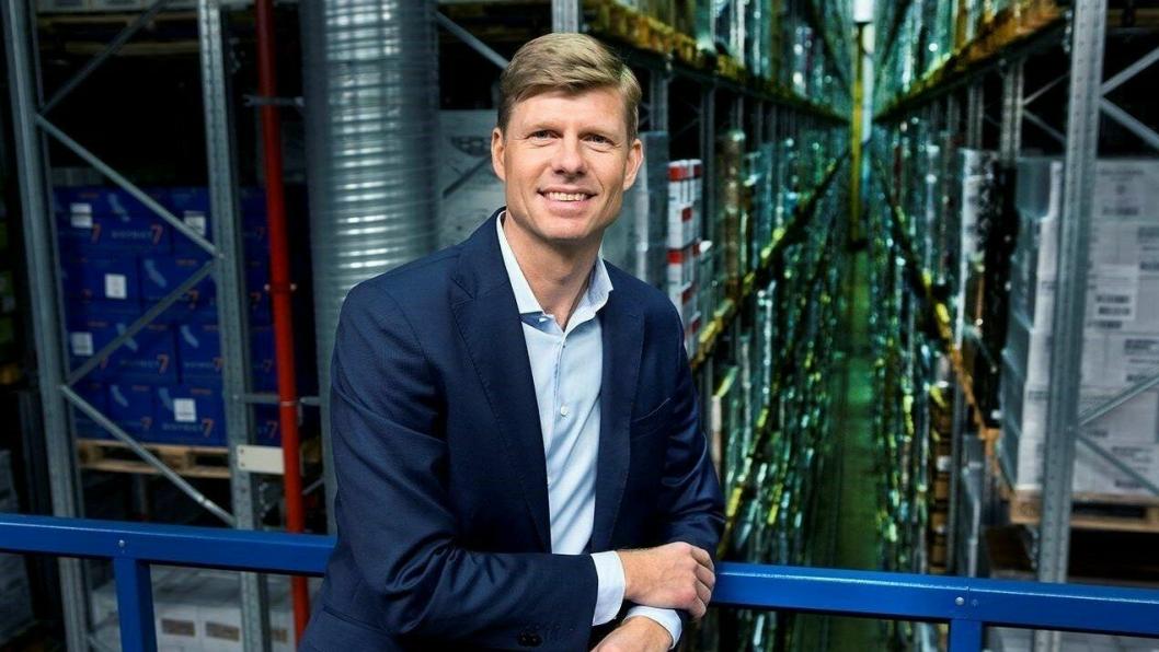 Per Öhagen (46) blir ny konserndirektør for divisjon E-handel og logistikk i Posten Norge.