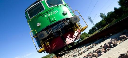 Moelven med ny Green Cargo-avtale