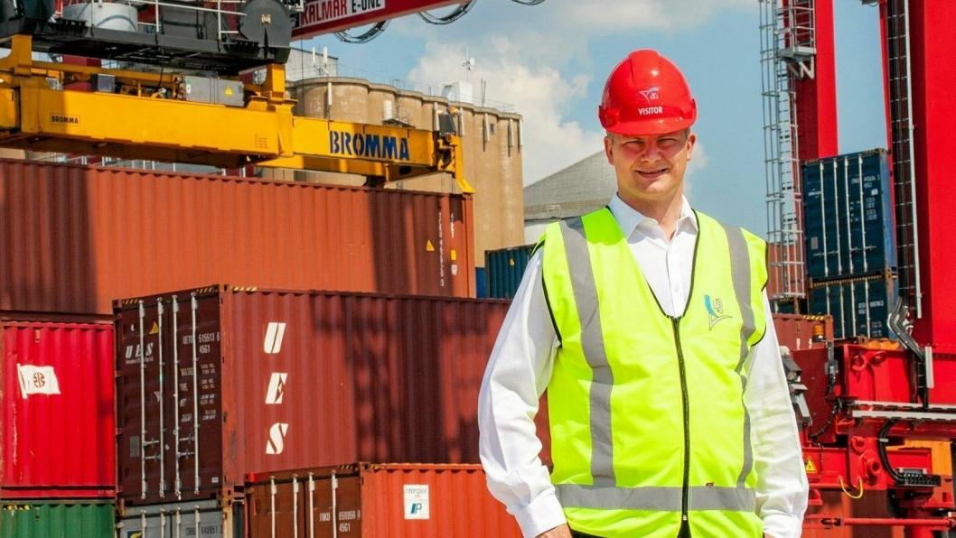 Ketil Solvik-Olsen imponerer ikke Havne Norge med sitt budsjettforslag.