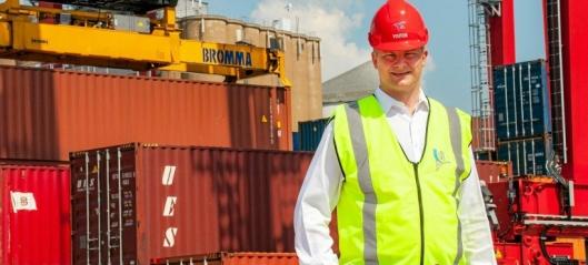 Regjeringen: Et budsjett for sjøtransport. Havne-Norge: Et budsjett for økt veitransport.