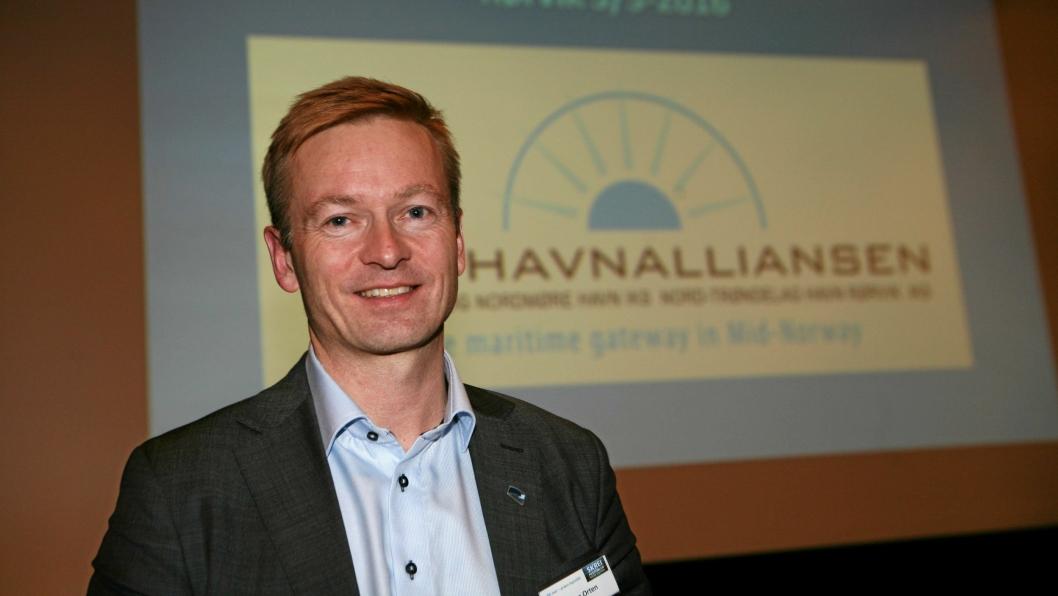 Helge Orten er Stortingets nye spydspiss for samferdselssatsingen. Foto: Per Dagfinn Wolden
