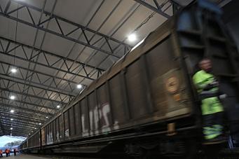 ColliCare-toget i mål
