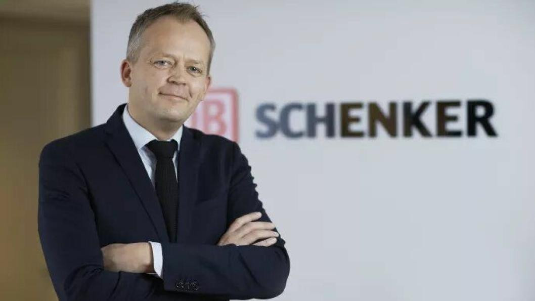 Knut Eriksmoen tar over ledelsen av Schenker fra midten av desember.