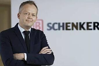 Ny adm. direktør i Schenker AS