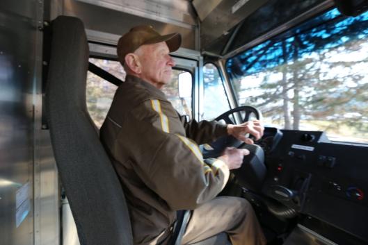 Rådet Camp gir for sikker kjøring er å anta at alle andre er uforsiktige.