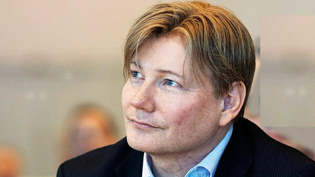 Ole A. Hagen ber myndighetene ta Blockchain-ansvar.