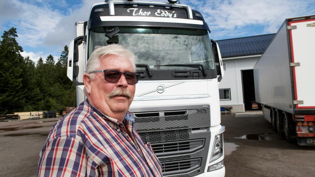 Thor Eddy Hansen krevde nesten halvannen millioner kroner av PostNord, men tapte på tre av fire punkter. Likevel får han utbetalt over 200.000 kroner fra PostNord.