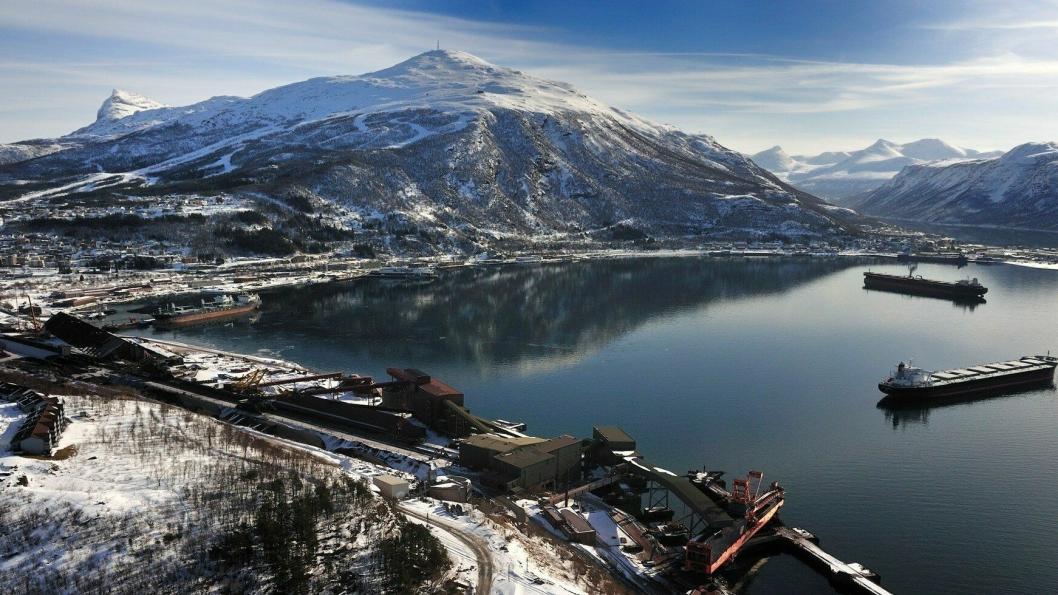 Narvik kan være utskipningshavn for gruvedriften i Pajala allerede til sommeren.
