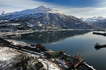Ny jubel i Narvik Havn