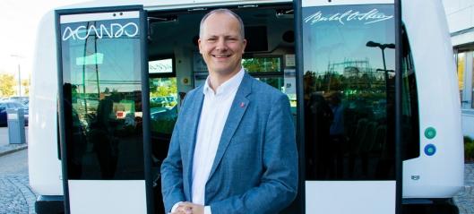 Grønt lys for selvkjørende biler i Norge