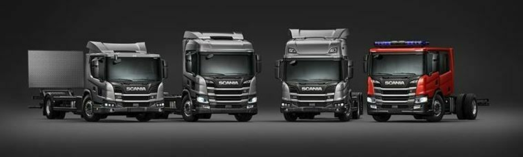 VERSJONER: Også L-serien til Scania kommer i flere versjoner.