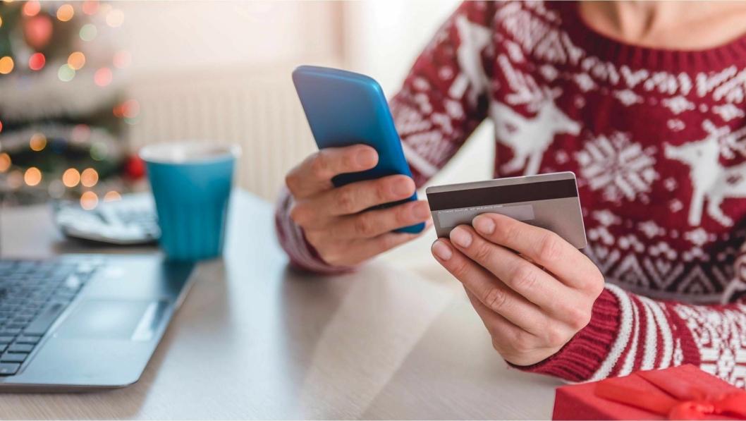 Nordmenn handler julegaver på nett for 5 milliarder kroner.