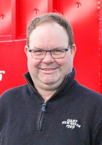 Pål Kristiansen, daglig leder Balticum Frinab.