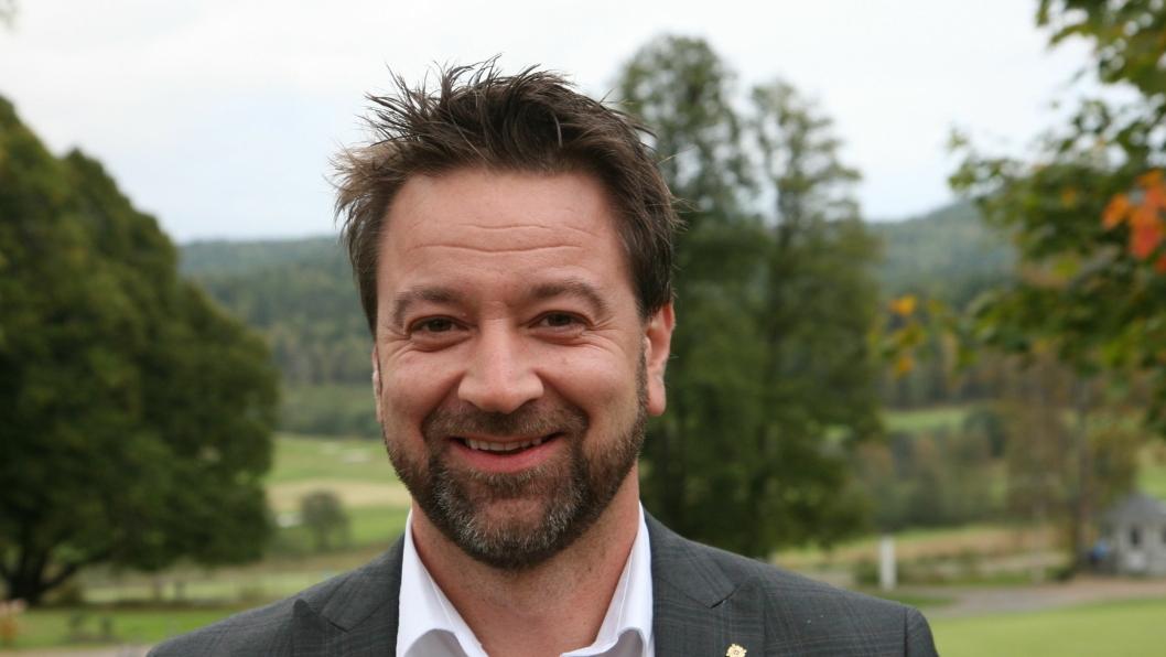 Arild Brennholm begynner nå en ny epoke i Copp Norge. Foto: Per Dagfinn Wolden