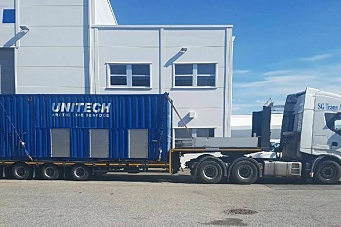 Ny transportløsning for sjømatnæringen