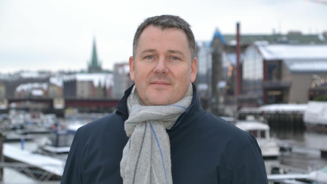 Knut Thomas Kusslid flytter hjem fra Brasil til Trondheim for å bli havnedirektør.
