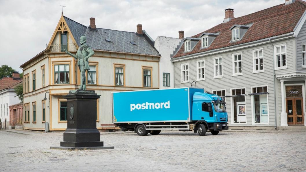 PostNord skal være dagligvaregiganten Coops transportør av varer i Østlands-området.