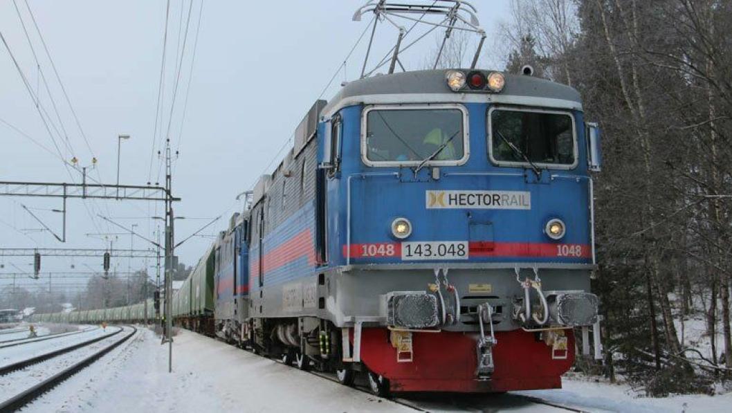 Hector Rails norske virksomhet er truet. (Foto: lokman.se)