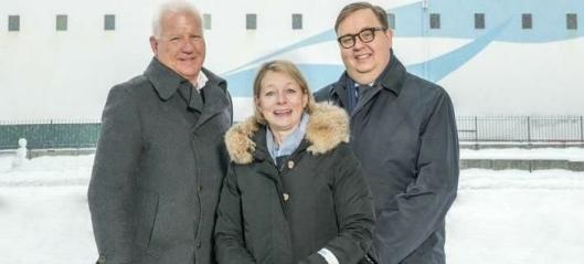 Stena Line vil bruke nytt landstrømanlegg