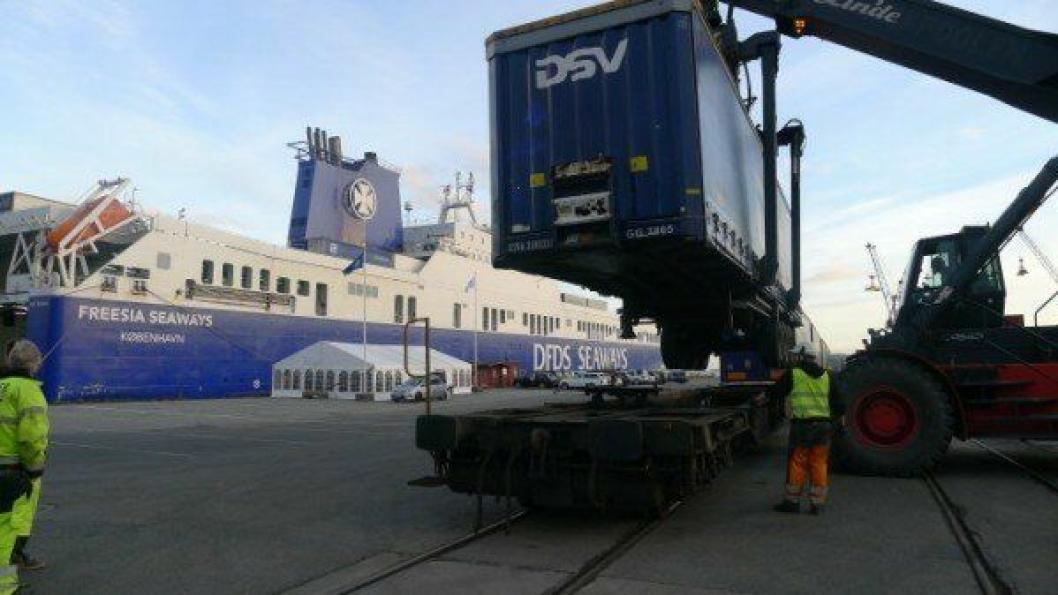 2017 ble et godt år for Grenland Havn - til tross for noe tilbakegang innen container og bilimport.