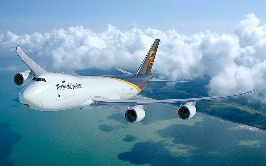 UPS har gjort avtale med Boeing om kj¿p av ytterligere 14 Boeing 747-8-maskiner.