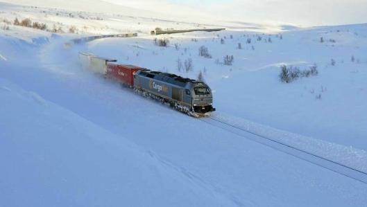 Samlasterne Schenker, Bring og CargoNet er enige om at Norge går inn i en kritisk situasjon for gods på bane og at det nå trengs strakstiltak.