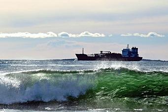 Sjøtransport på topp i Kystverket