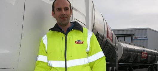 Tines nye tankbilorganisasjon
