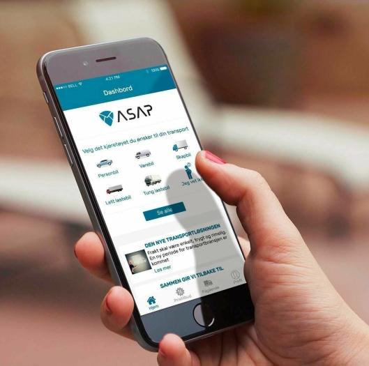 TILGJENGELIG: ASAP skal finnes på alle plattformer fra 1. juni.