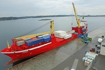 Forslag til ny havne- og farvannslov