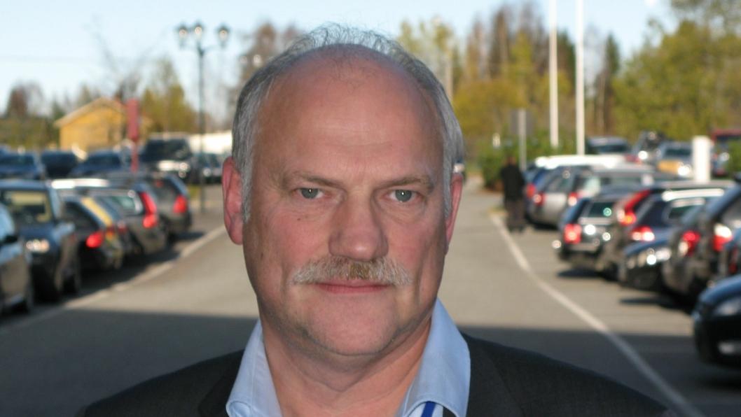 Daglig leder Stig Nerdal i Transportutvikling inviterer til transportkonferanse i Narvik. Foto: Per Dagfinn Wolden