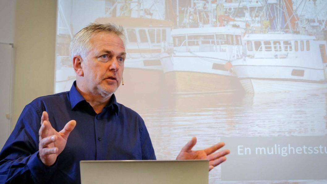 Jan Kjetil Paulsen, seniorrådgiver for sjøfart i Bellona og prosessleder for Tenketank Midt-Norge Sjø inviterer til nye tanker.