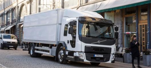 Lav Volvo-nyhet